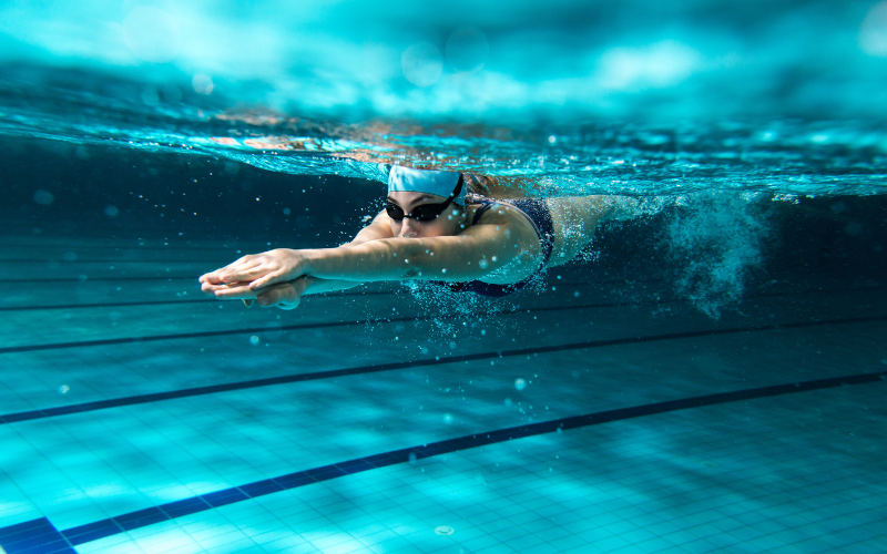 Swim Strokes - Intermediate
